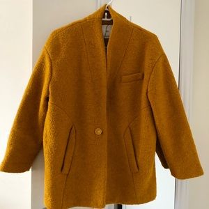 Mango coat